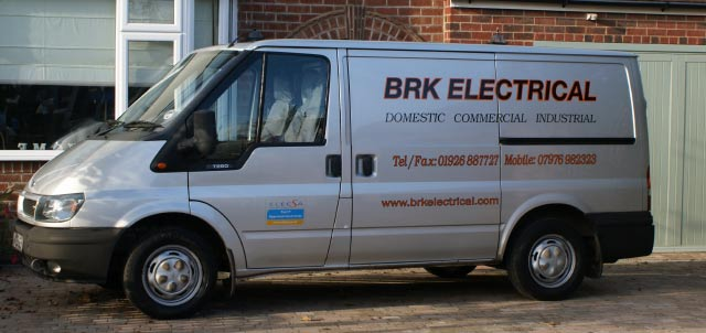 Electrical Services in Leamington Spa